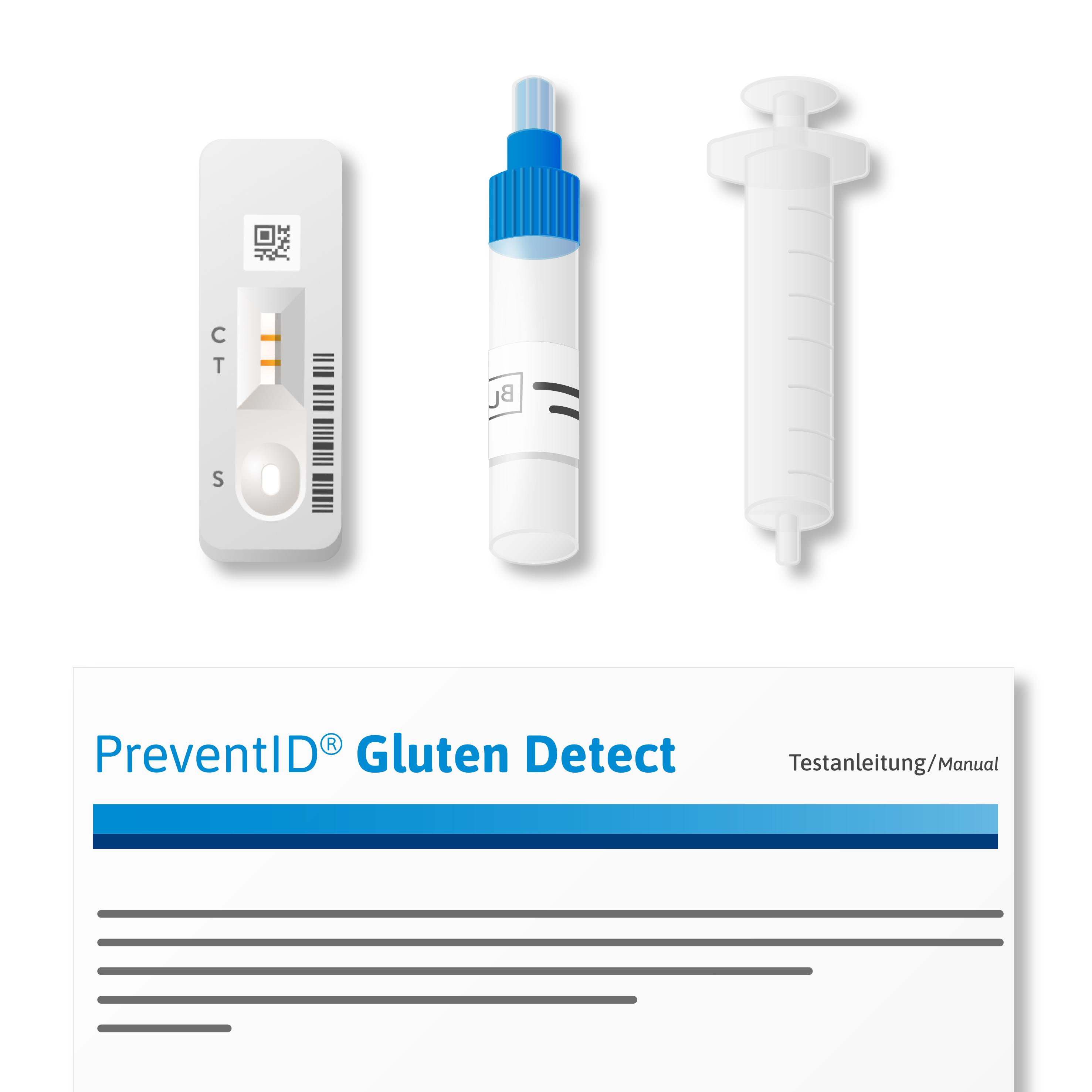 PreventID® Gluten Detect